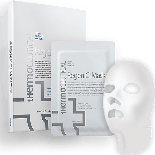 tHermoCEUTICAL Regenic Face & Neck 2-in-1 Mask  x 5pcs