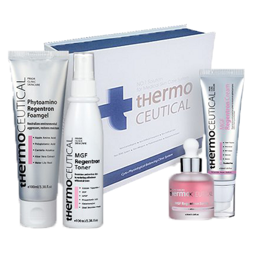 tHermoCEUTICAL Anti-aging Skin Care Set (4 in 1)
