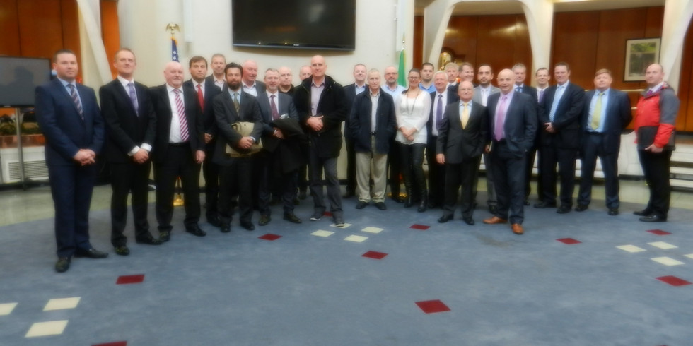 Ireland Chapter Meeting Hosted by US Embassy Dublin