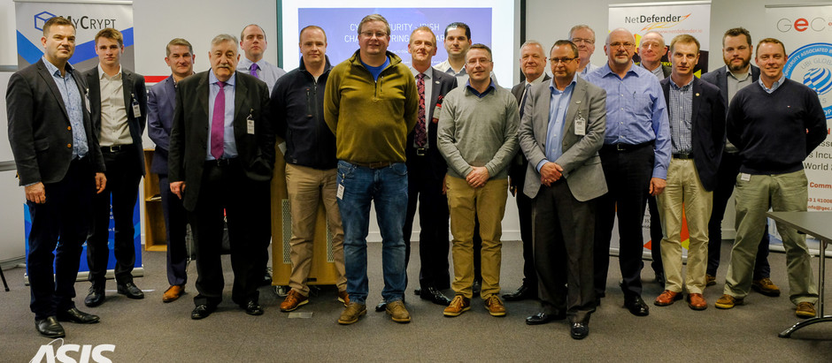Cyber Security - Irish Chapter Spring Seminar