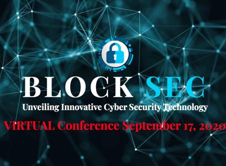 BlockSec Conference 2020