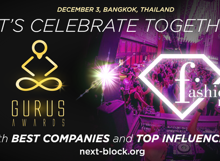 NEXT BLOCK ASIA 2.0 Introduces GURUS AWARDS to Recognize and Reward Industry Influencers