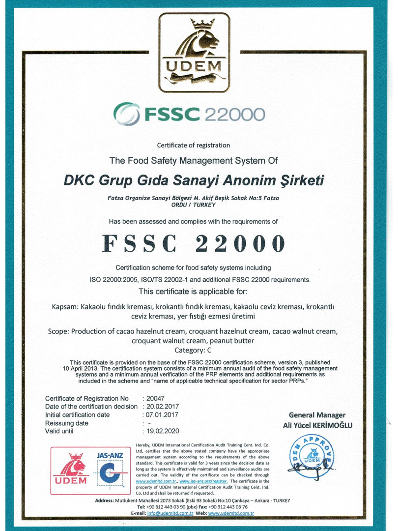 FSSC-22000