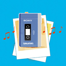 Walkman 40 anniversary