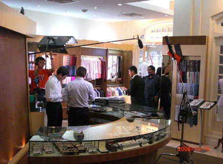 """Filming of """"The Pupil"""" at CYC!"""