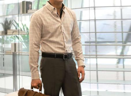 Cashmere Cotton – The Softest Shirt Ever.