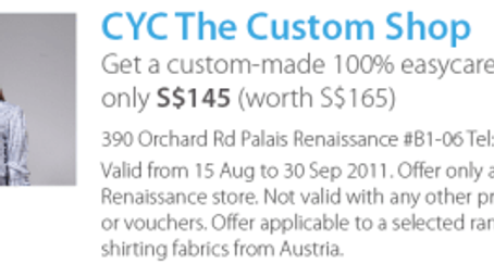 ANZ Promotion (15 Aug – 30 Sept 2011)