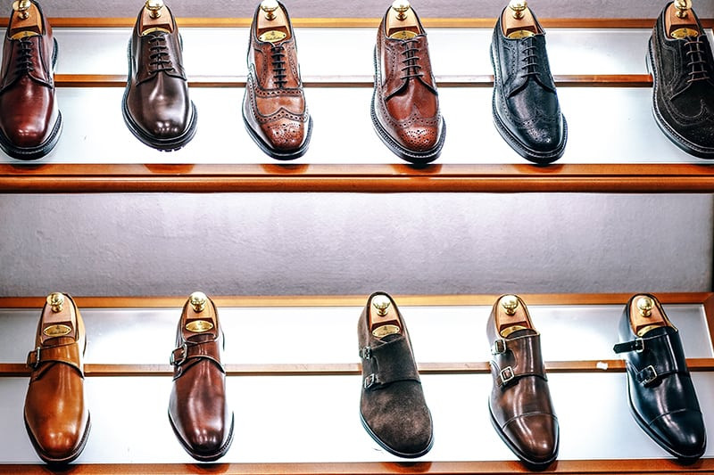 Shoes are quintessential to the overall look of your suit.