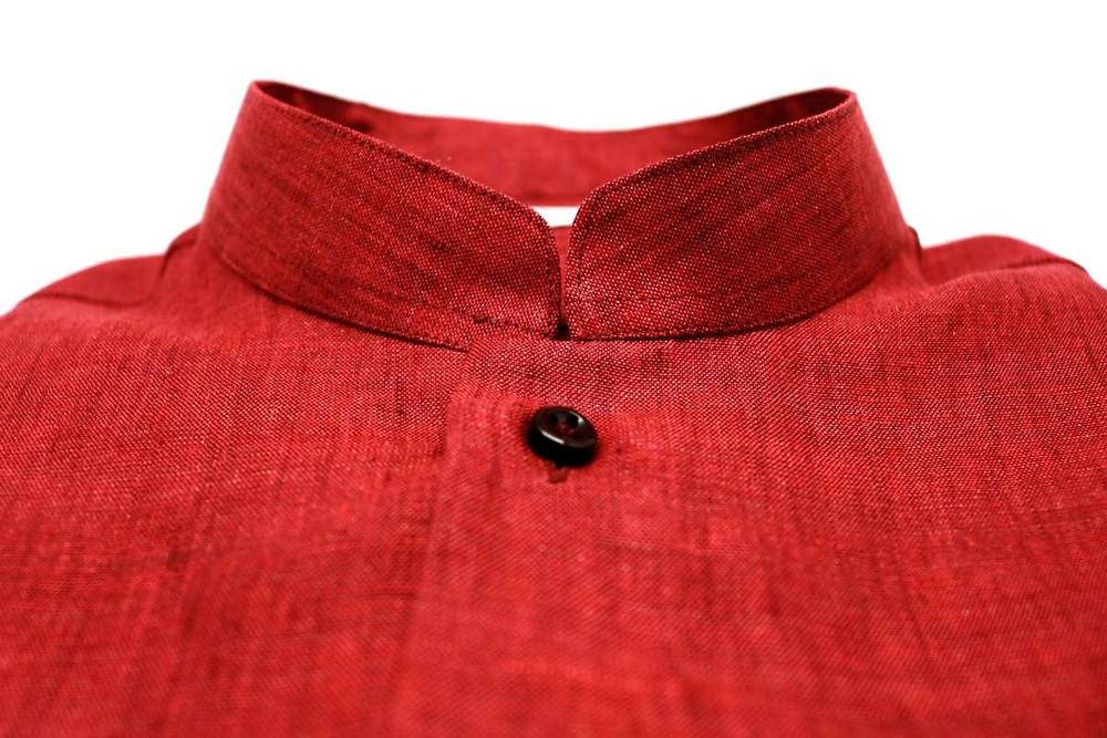 CYC Mandarin Collar