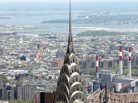 ניו יורק טריוויה #8 או: מה הקשר בין פגושים, גרגויילים והבניין הכי יפה בעיר?