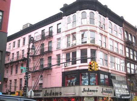 ניו יורק טריוויה #11 או: הבתים הוורודים של ניו יורק
