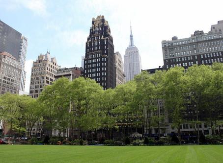ניו יורק טריוויה #12 או: למה הפארקים בניו יורק כל כך ירוקים