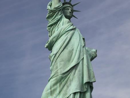 ניו יורק טריוויה #1 או: איך פסל החירות בכלל היה אמור להיות במצרים