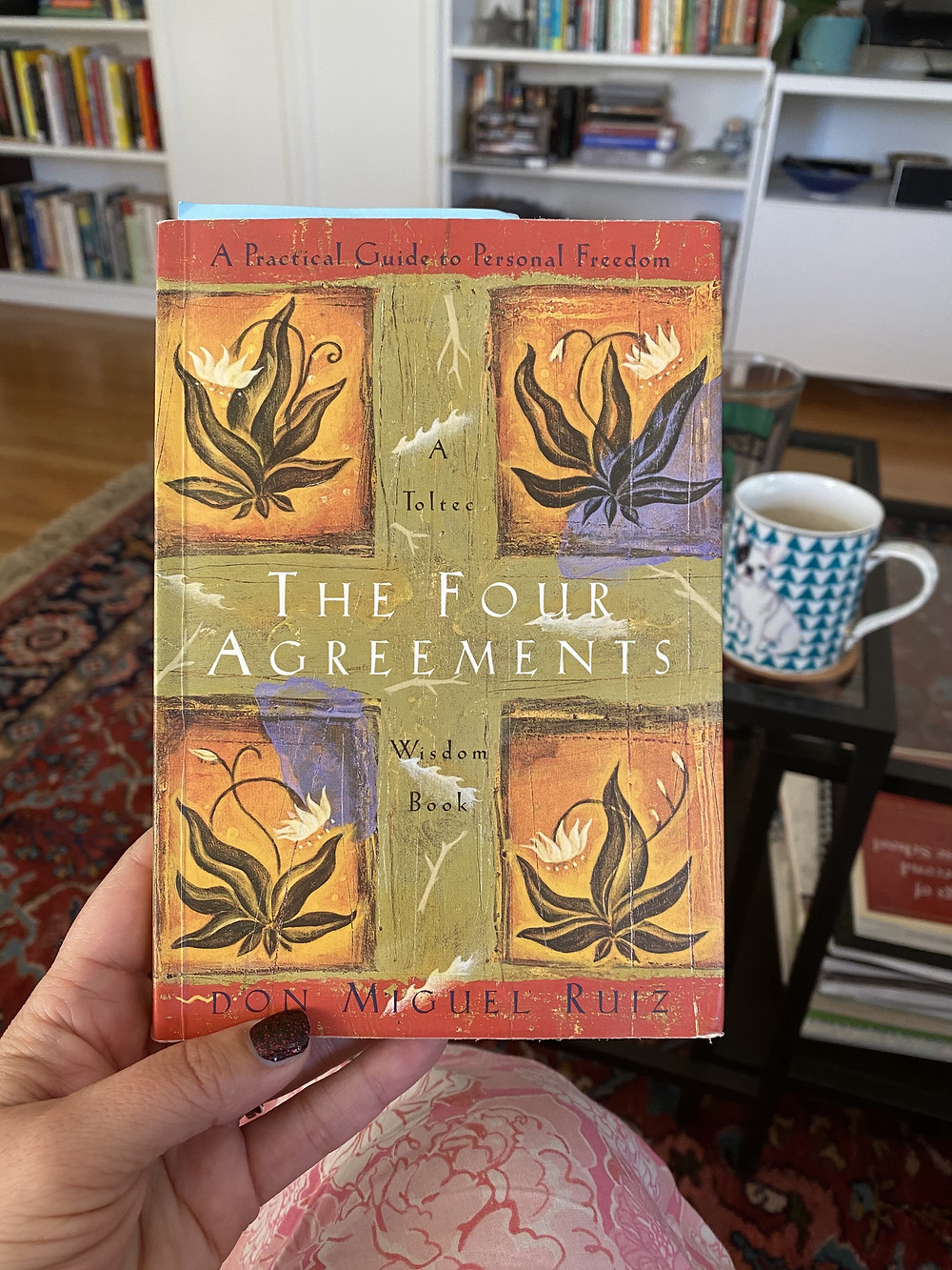 The Four Agreements Book Review with Ingela Onstad