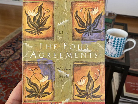 Book Review: Agreement #1 of The Four Agreements