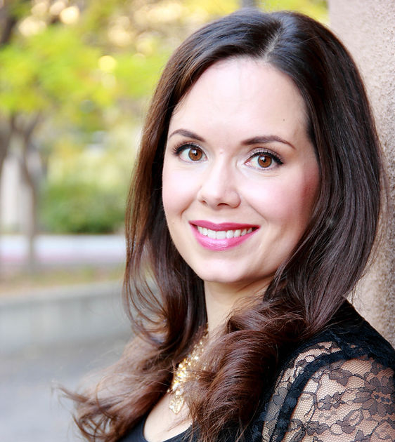 Ingela Onstad soprano and performance anxiety coach with Courageos Artistry