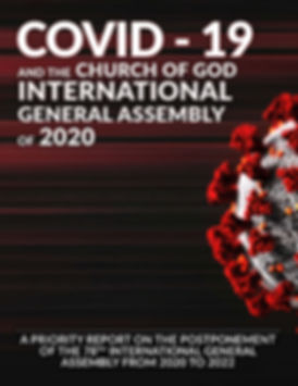 Covid 19 and the COG International GA of
