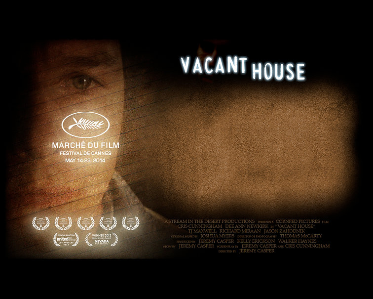 Vacant House Jeremy Casper