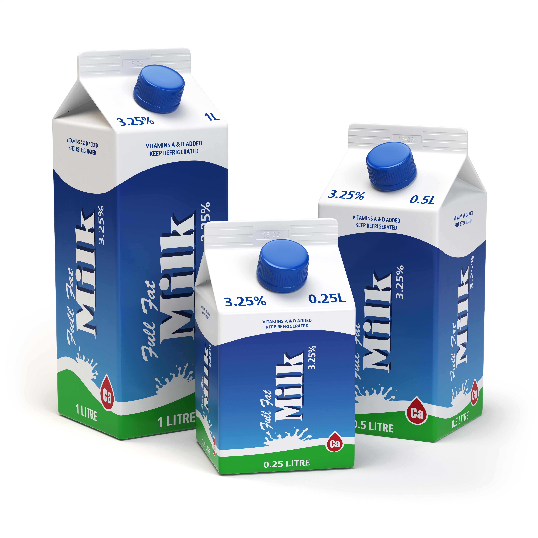 Liquid paper boards (e.g. Milk carto