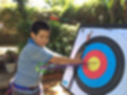 Archery For Childrens Parties