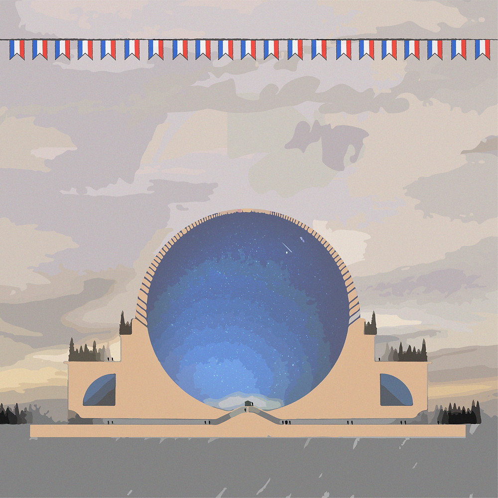 Itika Atri, Falak Vora, Pranjal Maheshwari, History of Modernism, Architects, Architecting, Architecture, Architectural, Design, History, Modernism, Modernist, Modern, Movement, Zeyka, Zeyka India