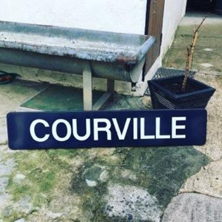 Panneau Courville