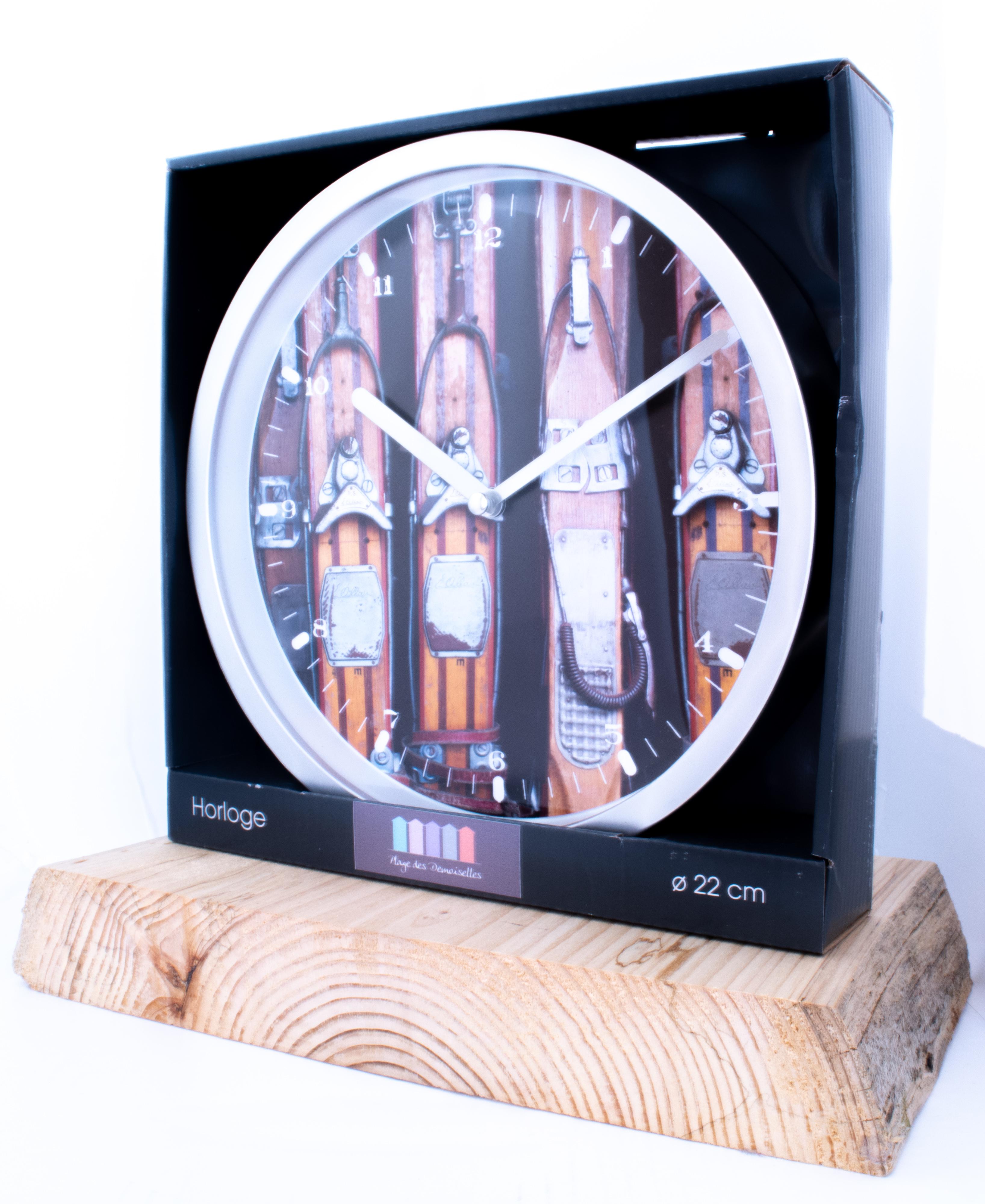 Horloge Ski
