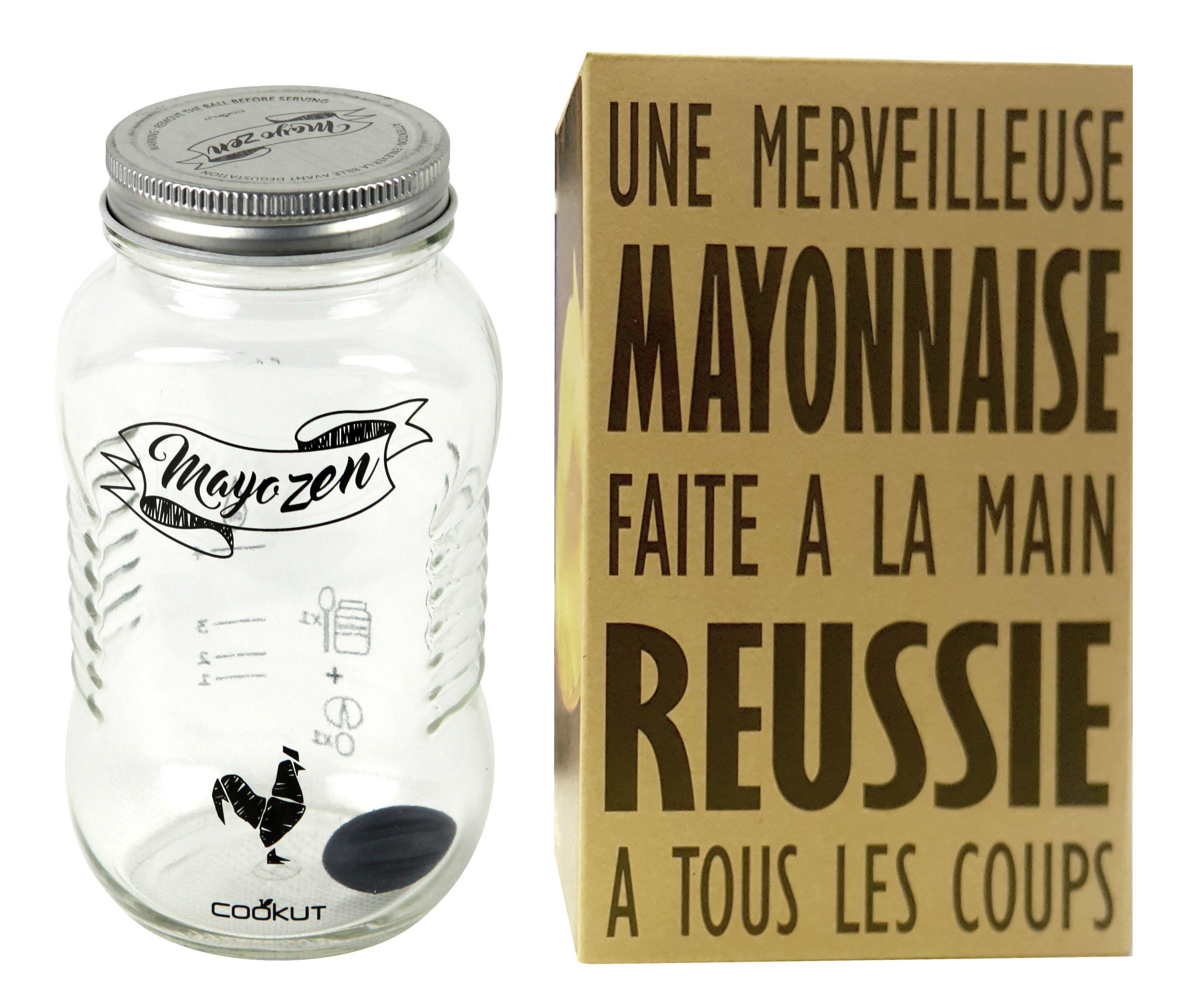 Shaker mayonnaise