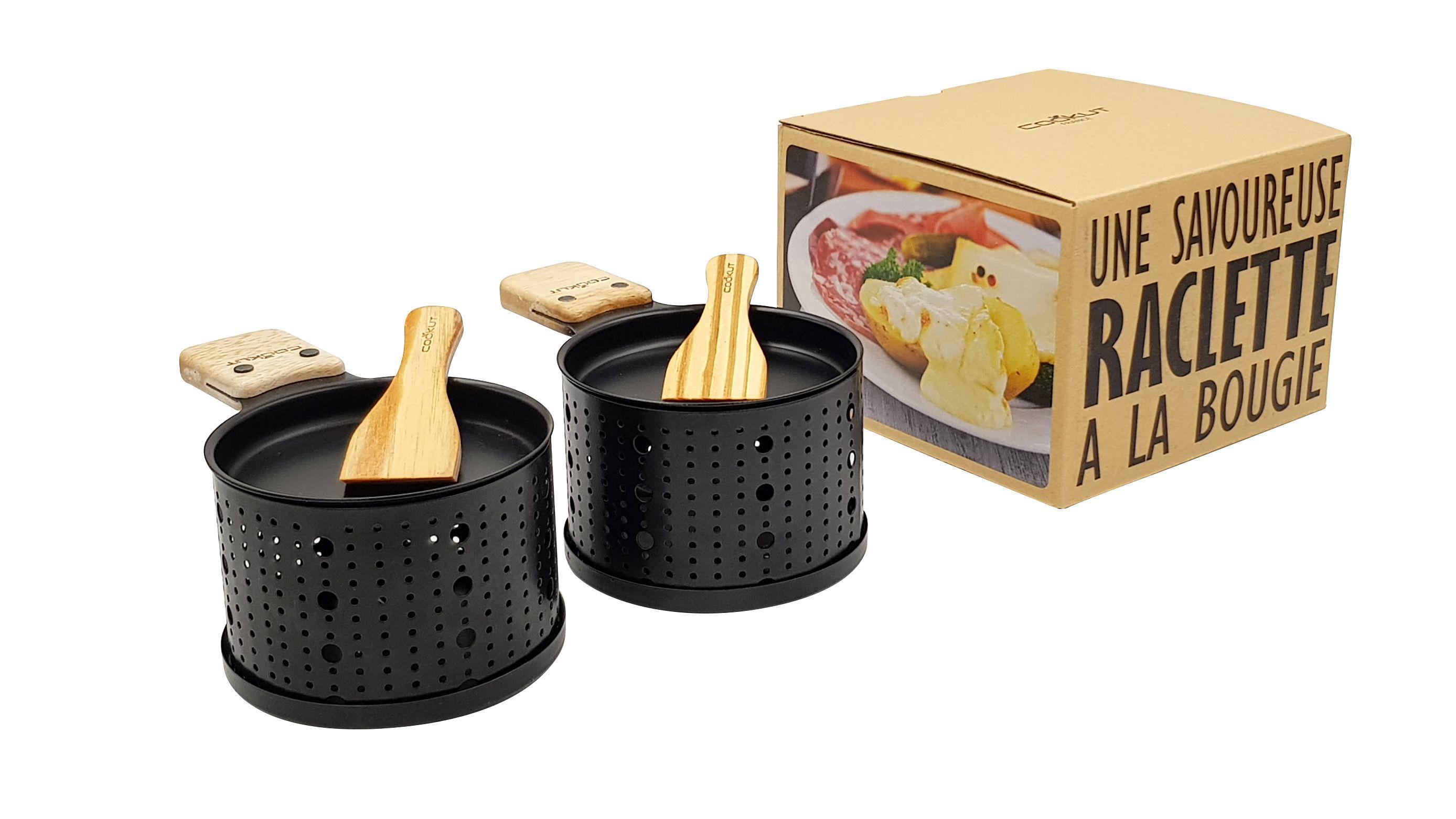Coffret raclette x2