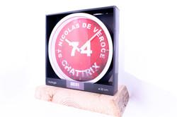Horloge Saint-Nicolas de Véroce