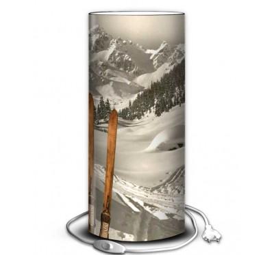 Lampe montagne ski