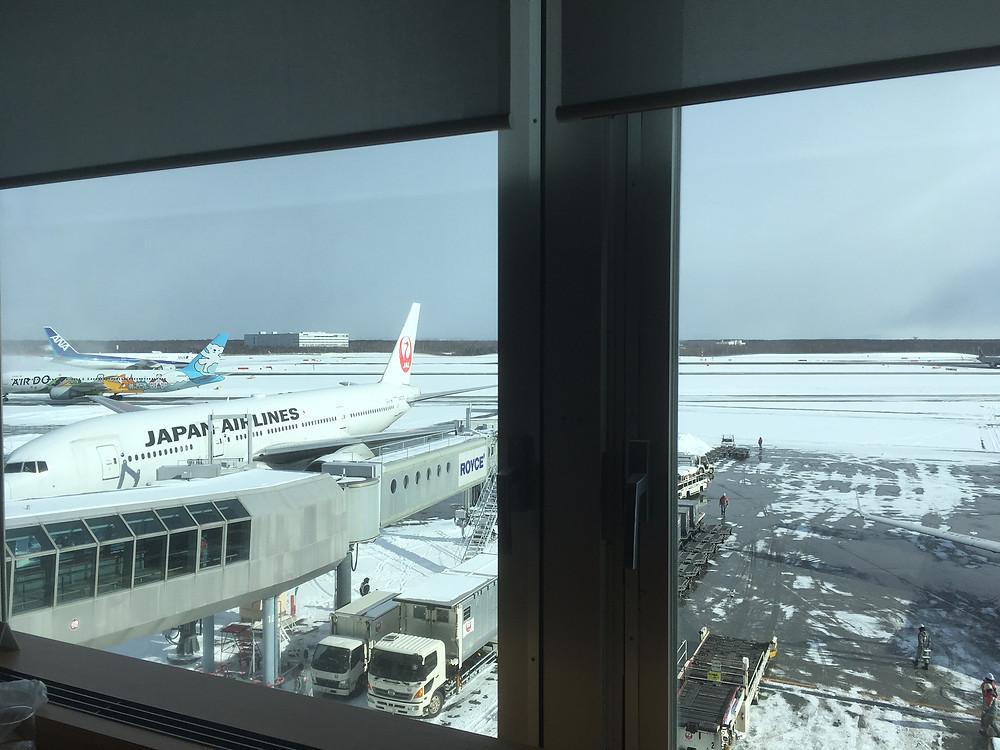 関西へフライト!