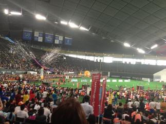 札幌ドームマラソンで感じたこと