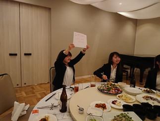 顧問先様の経営計画発表会