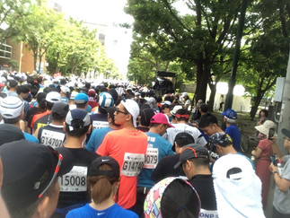 北海道マラソン!!