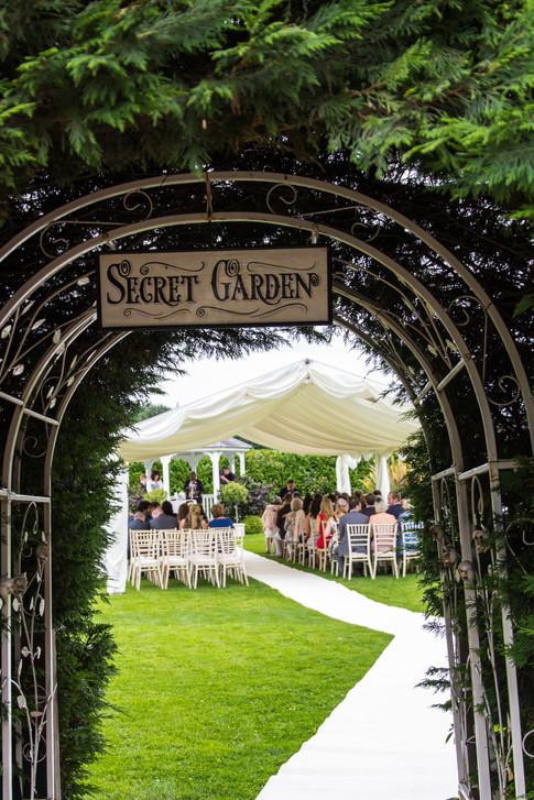 The Secret Garden, Old Brook barn, Navestock