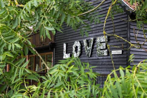 Loveletters Love sign