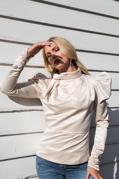 DustyDaze clothing campaign