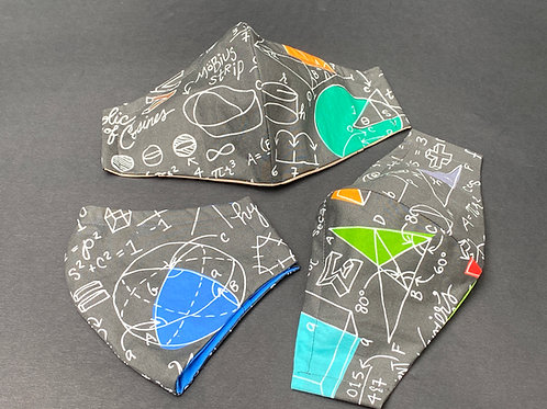 Mask 4 ALL - Mad Math