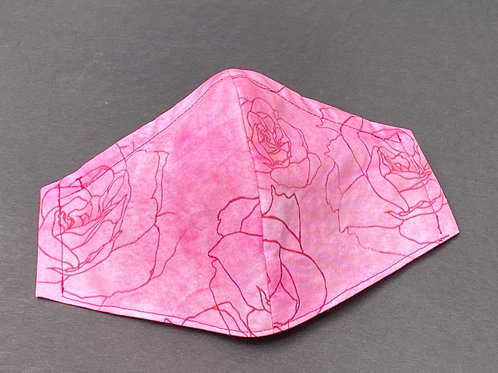 Mask 4 ALL - Roses (Small)