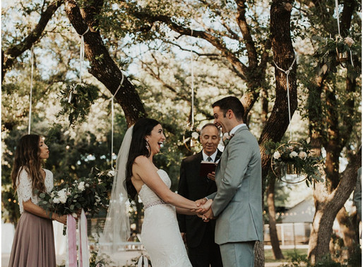 Are You Ready for a Whimsical Texas Wedding?