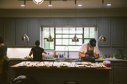 Gathering House Open Kitchen