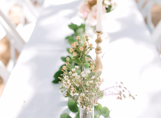 10 Ways to Decorate Your Wedding on a Budget