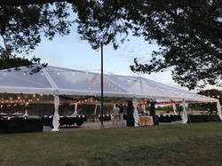 Tented Outdoor Event Space