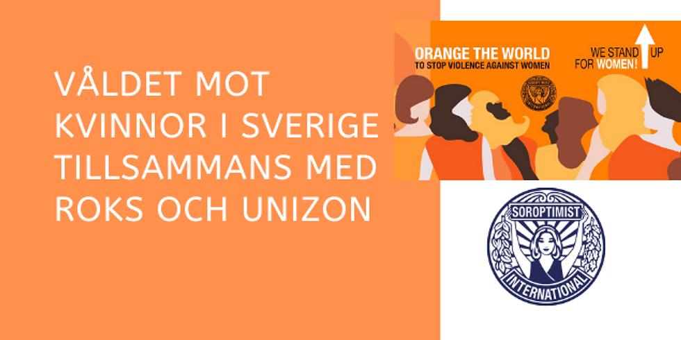 Våldet mot kvinnor i Sverige