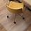 Thumbnail: מגן רצפות עץ ופרקט מפני שחיקת כסאות