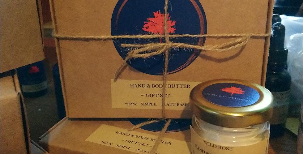 Body butter gift set