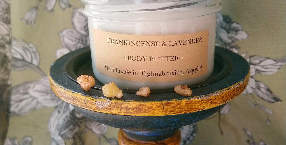 Frankincense & Lavender Body Butter