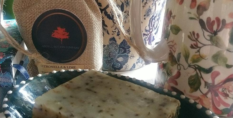 Argyll botany soap dish