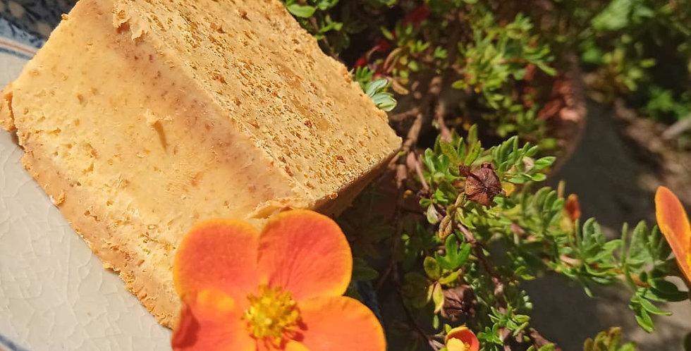 Lemon & orange blossom soap